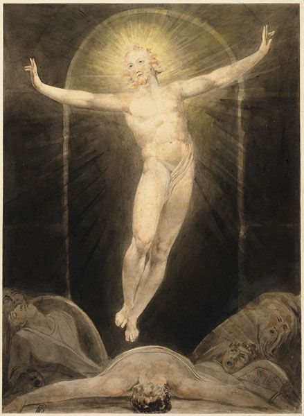 The Resurrection, c. 1805 (Fogg Art Museum, Harvard University Museums): electronic edition: