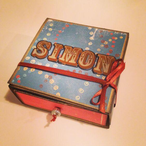 Simons födelsedagspresent!