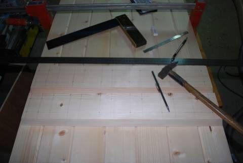Fabrication De Volets Fabriquer Volet Bois Volet Volet Bois