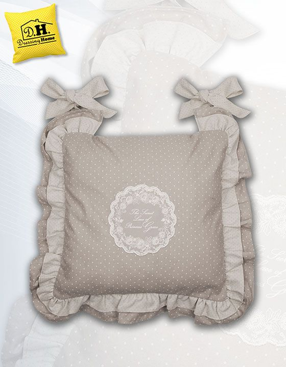 Cuscino sedia ANGELICA Home & Country - Casabiancheria #Shabby ...