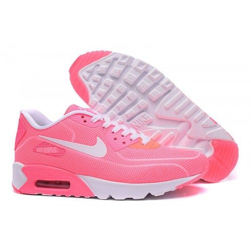 Nike Air Max 90 Fireflies Pink White Womens Shoes