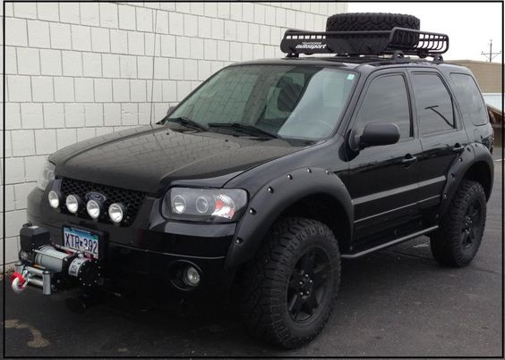 Where Can I Find Bolt On Fender Flares For The 2010 Escape Have Been All Over Net And T Them This Year Model