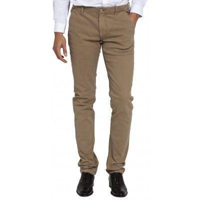 Pantalon pietro taupe