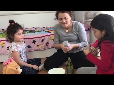 Masal Ve Oyku Kopuk Deneyi Yapti Devasa Kopukler Funny Kids Videos Youtube Masal Youtube Film