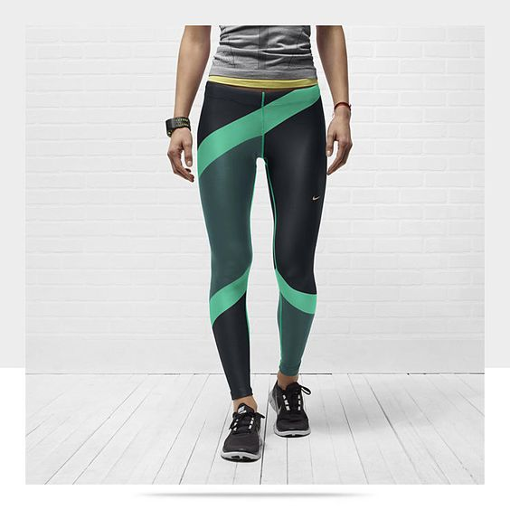 Nike Engineered Print Running Tights