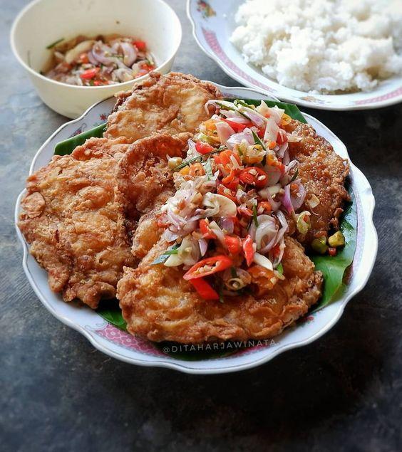 Resep Olahan Telur Sederhana Instagram Di 2020 Resep Resep Masakan Asia Masakan Asia
