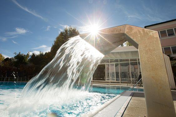 Maiers Wellnesshotel Loipersdorf - Außenanlage