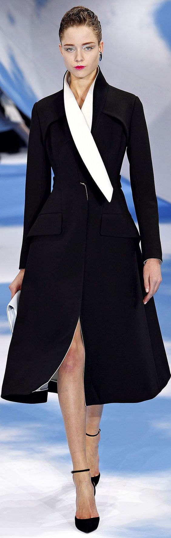 Christian Dior (via Patricia Salençon) Fall 2013 RTW (confirmed via style.com):