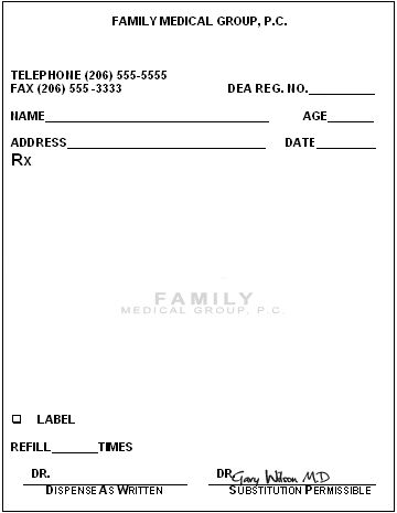 Doctors Excuse For Work Template | Reps for anyone with a doctor's ...