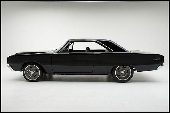 1968 Dodge Dart Resto Mod