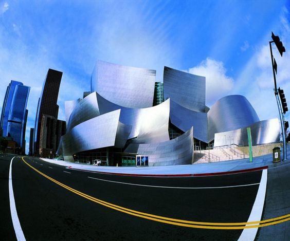 Michael Doster, Walt Disney Musical Hall Frank Gehry, 2013