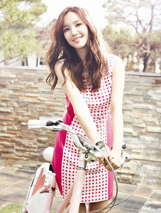 Park Min Young Compagna 2013 SS: