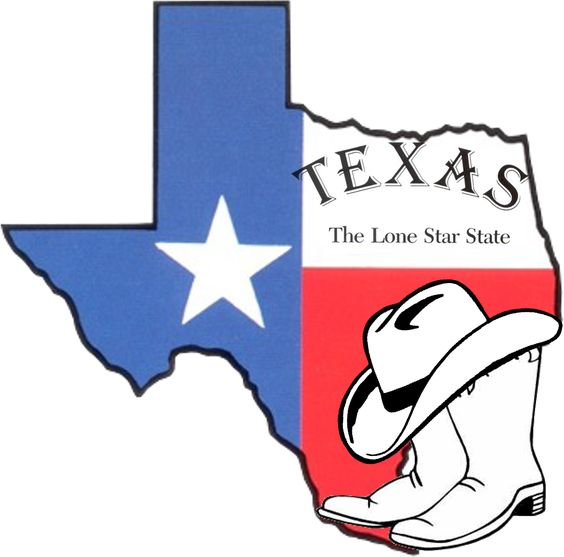 Texas Clip Art And Symbols On Pinterest