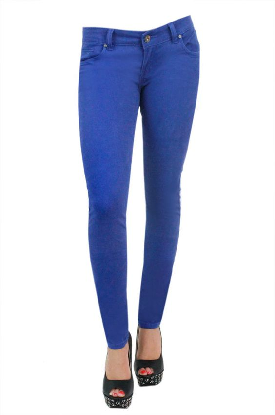 NEW LADIES SKINNY FIT COLOURED STRETCHY JEANS WOMENS JEGGINGS TROUSERS SIZE 6-12