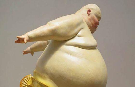 Juxtapoz Magazine - Bizarre Sculptures by Liu Xue
