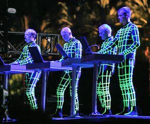 German electronic music band- #Kraftwerk. - Pinterest pic picks by RetoxMagazine.com