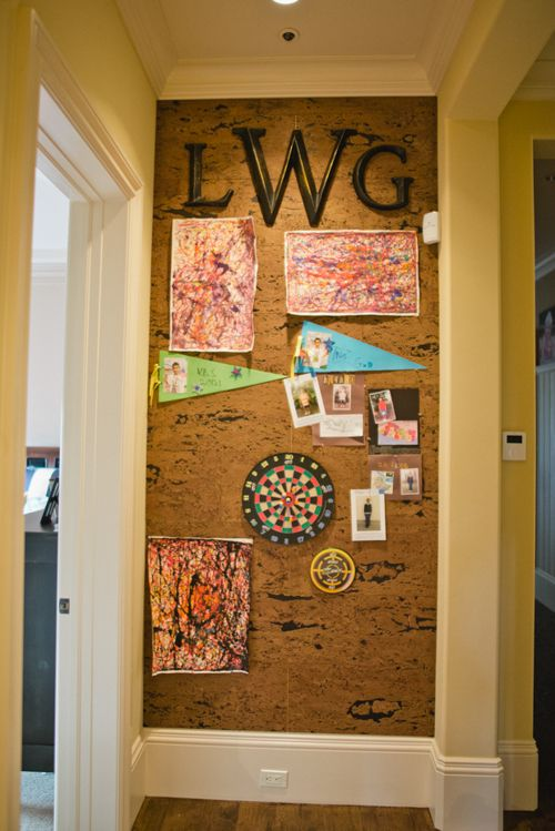 mur de li ge id travaux pinterest mur de li ge panneaux d 39 affichage d 39 art et pour enfants. Black Bedroom Furniture Sets. Home Design Ideas