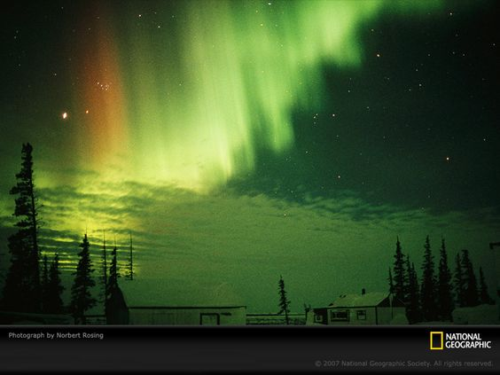 Aurora Borealis, neve
