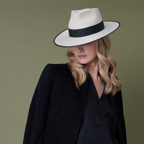 Hampstead Fedora Women Hats Fashion Hats For Women Elegant Hats