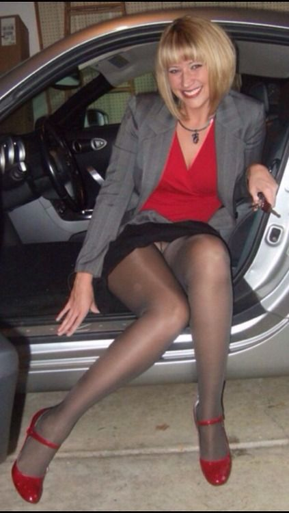 Women In Pantyhose Todays 55