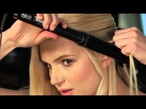 Tutorial: come arricciare i capelli in poco tempo con Ghd. #tutorial #ghd #hair #ricci #vanesia