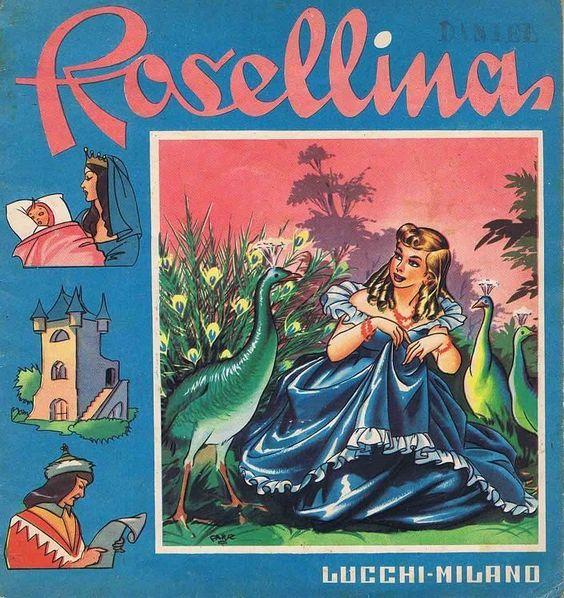 FAVOLA ROSSELLINA EDIZIONI LUCCHI it.picclick.com