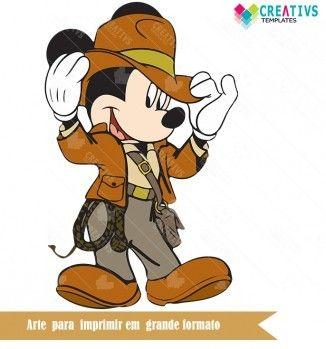 Mickey Safari mod:58