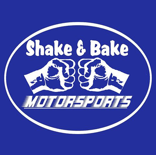 Shake & Bake T-shirt Talladega Nights 5 Colors S-3XL