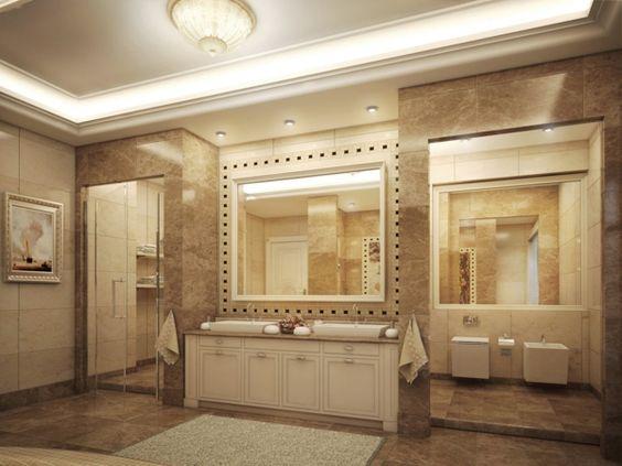 badezimmer lampen deckenleuchte einbauleuchten