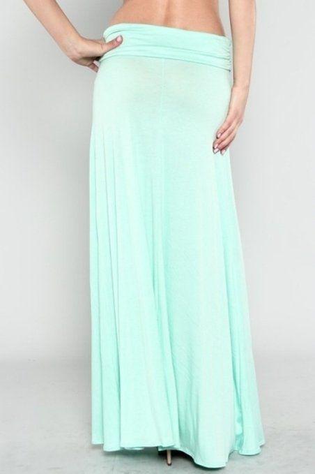 Maxi Womenu0026#39;s Solid Long Skirt at Amazon Womenu2019s Clothing store   Whereu0026#39;d you get That ...
