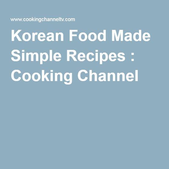Korean food made simple recipes korean food and recipes forumfinder Choice Image