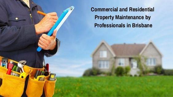 Property Maintenance Brisbane Building Maintenance Property Management Handyman Services