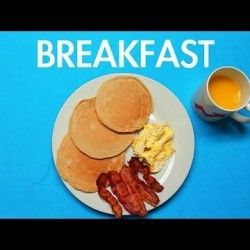 Where should your taste buds actually live? Go around the world and discover many kind of breakfast!