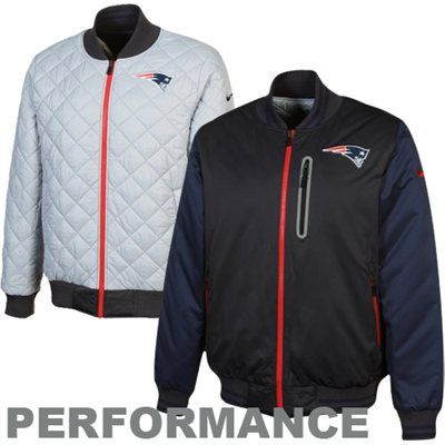 Nike New England Patriots Sideline Destroyer Reversible
