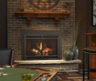 Gas Fireplace Inserts Gas Insert Heat Glo Family Room Pinterest Fireplaces