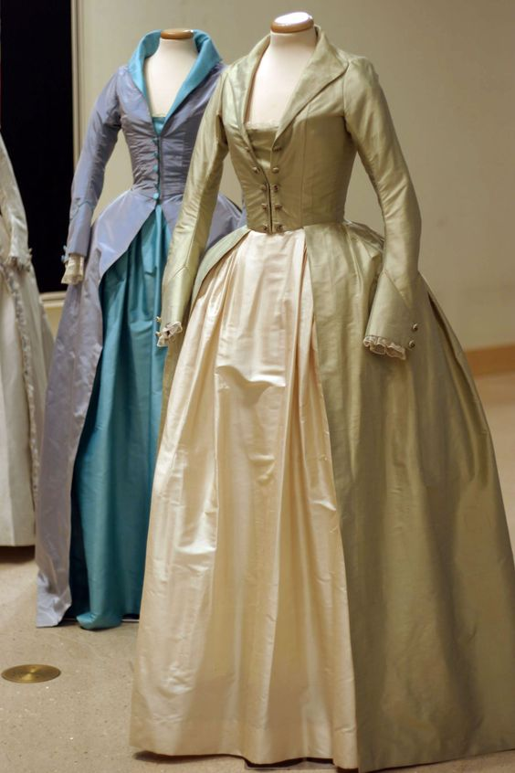 Redingote from Marie Antoinette - my someday wedding dress.