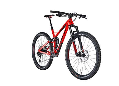 Ghost Sl Amr 6 9 Lc 29 Mtb Full Suspension Red 2019 Full Suspension Enduro Bike Bicycle Safety Bicycle Bicycle Gear
