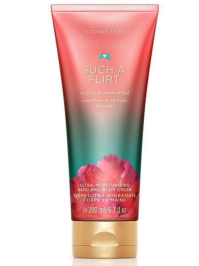 Such a Flirt Ultra-moisturizing Hand and Body Cream VS Fantasies  $14 @ Victorias Secret