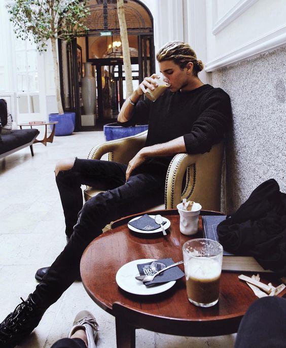 """JAY ALVARREZ på Instagram: """"Madrid & Midday Lattes """""""