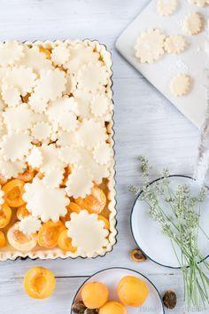 Apricot Slab Pie-