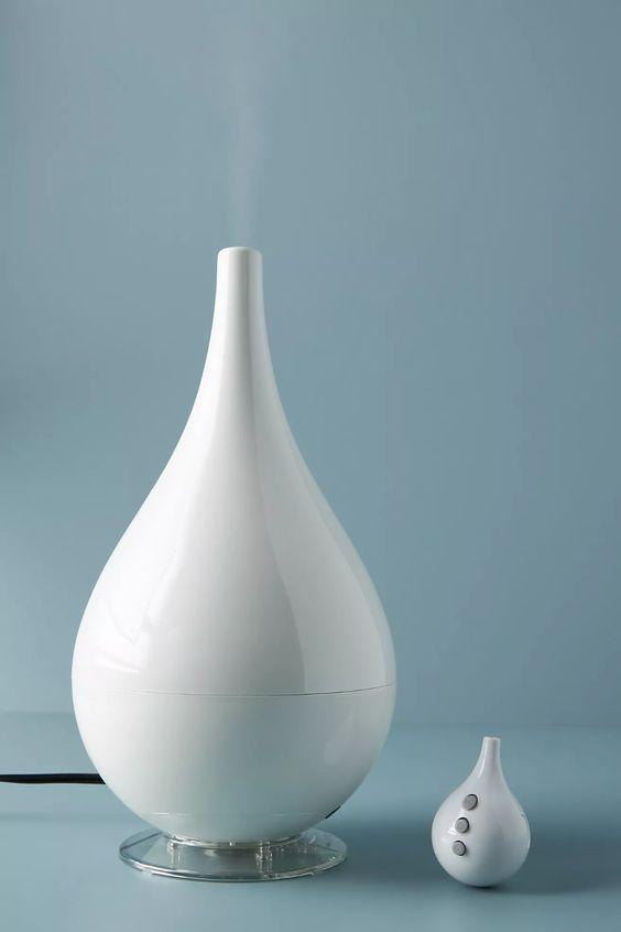 加湿器 おしゃれ 卓上 花瓶 かわいい オブジェクト ニューヨーク