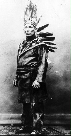 Gabe Paul - Maliseet - 1912: