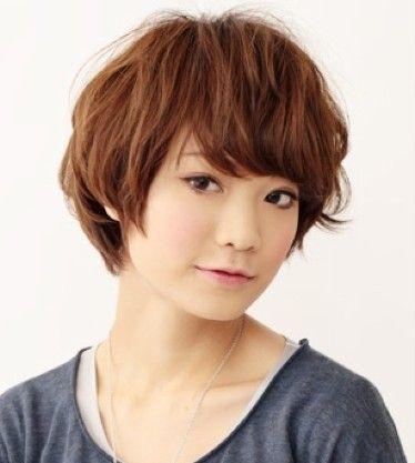 Astonishing Brown Pixie Cut For Women And Asian Haircut On Pinterest Short Hairstyles Gunalazisus