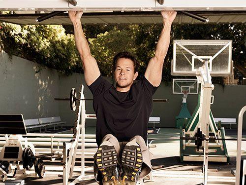 Mark Wahlberg Bulk-Up