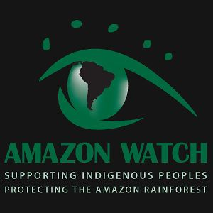 "The Amazon Rainforest  is one of the world's greatest natural resources. Because its vegetation recycles carbon dioxide into oxygen, it has been described as the ""Lungs of  our planet.""   Amazon Watch is a wonderful charity that work directly with indigenous communities in the Amazon region of Peru, Colombia, Ecuador and Brazil to help protect the Amazon rainforest."