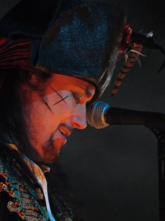 Adam Ant - First date of the Kings Tour, Ipswich 2016