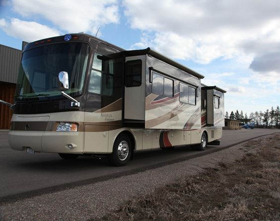 Motorhome Luxury Motorhomes And Big Brothers Big Sisters