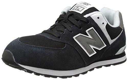 New Balance KL574 Grade Sneaker (Big Kid) - http://shoes.goshopinterest.com/boys/athletic-boys/running-athletic-boys/new-balance-kl574-grade-sneaker-big-kid/