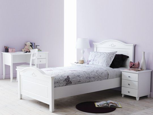 Simple Bedroom With Single Bed venice single bed frame. simple, elegant design@@@@@ available