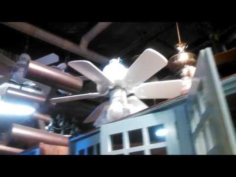 Litex Vortex Hugger Video For Emanfan Youtube Vintage Ceiling Fans Vintage Lighting Fan Light